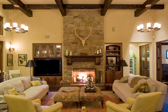 Stone Fireplaces Ideas stone fireplace ideas | interiorstonefireplace